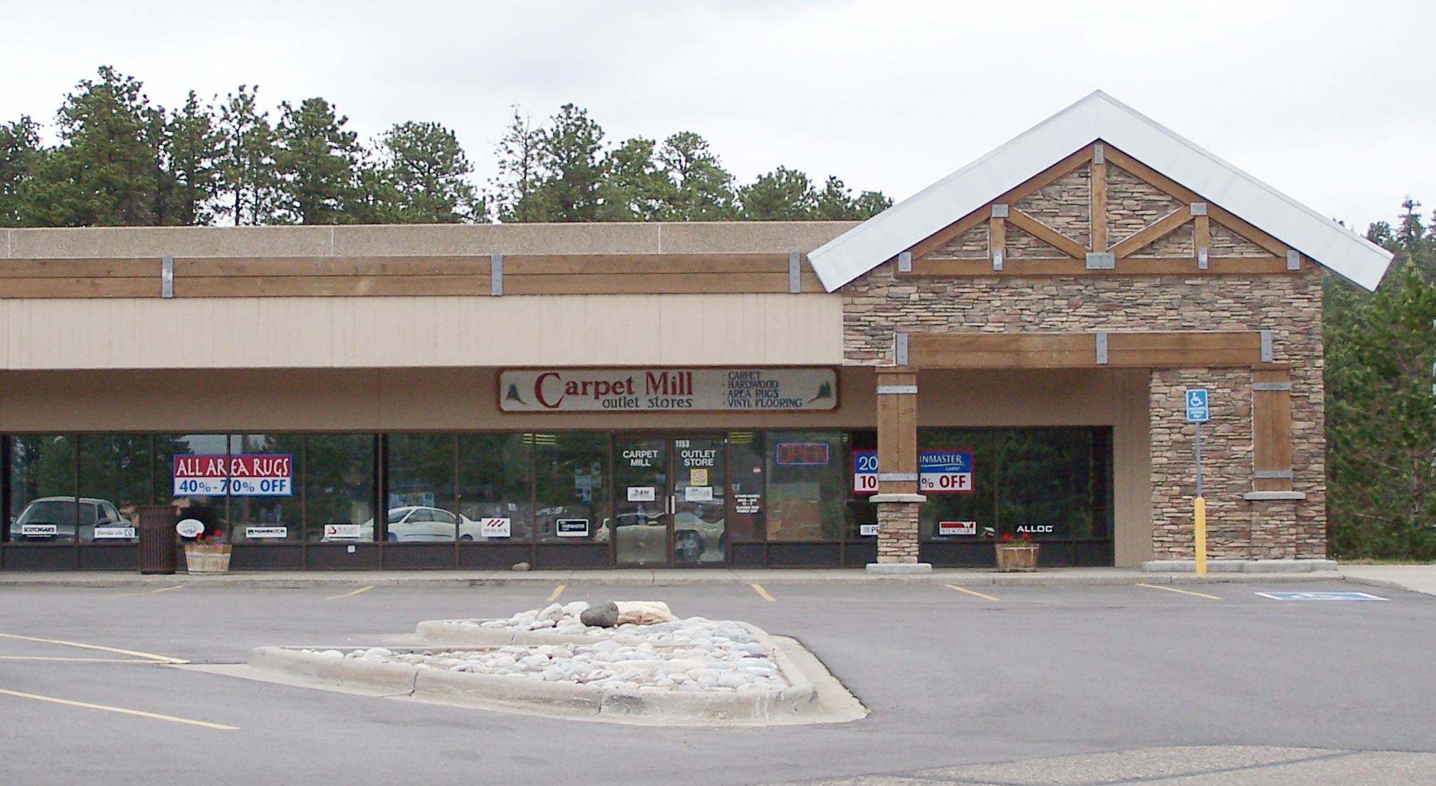 Evergreen, CO carpet and flooring store