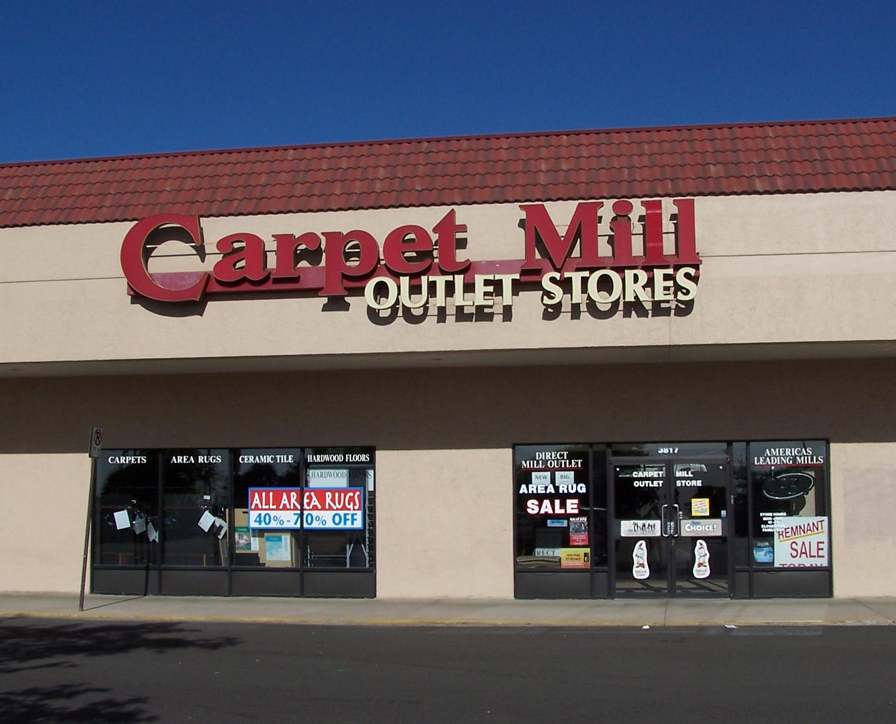 Thornton, CO carpet & flooring store