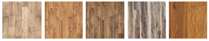 Laminate-Hickory