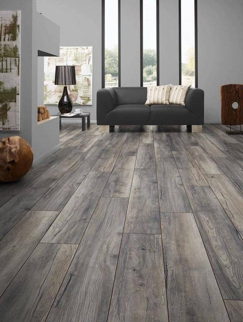 Elegant-Grey-Hardwood-Floors-Natural-Wood-Flooring-Advantages-Disadvantages