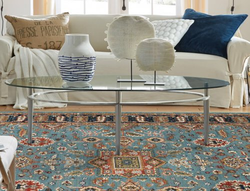 5 Unique Ways to Use an Area Rug to Spruce Up Your Home