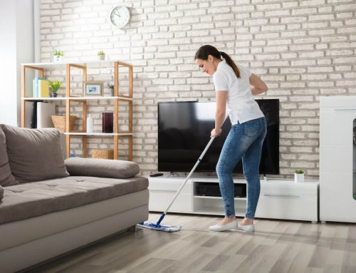 Five Ways to Keep Your Hardwood Floor Clean