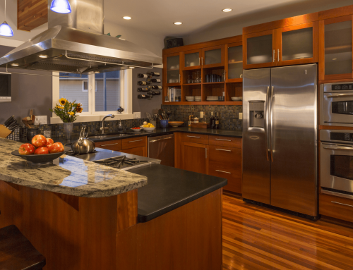 How to Match Your Kitchen Appliances to Granite Countertops