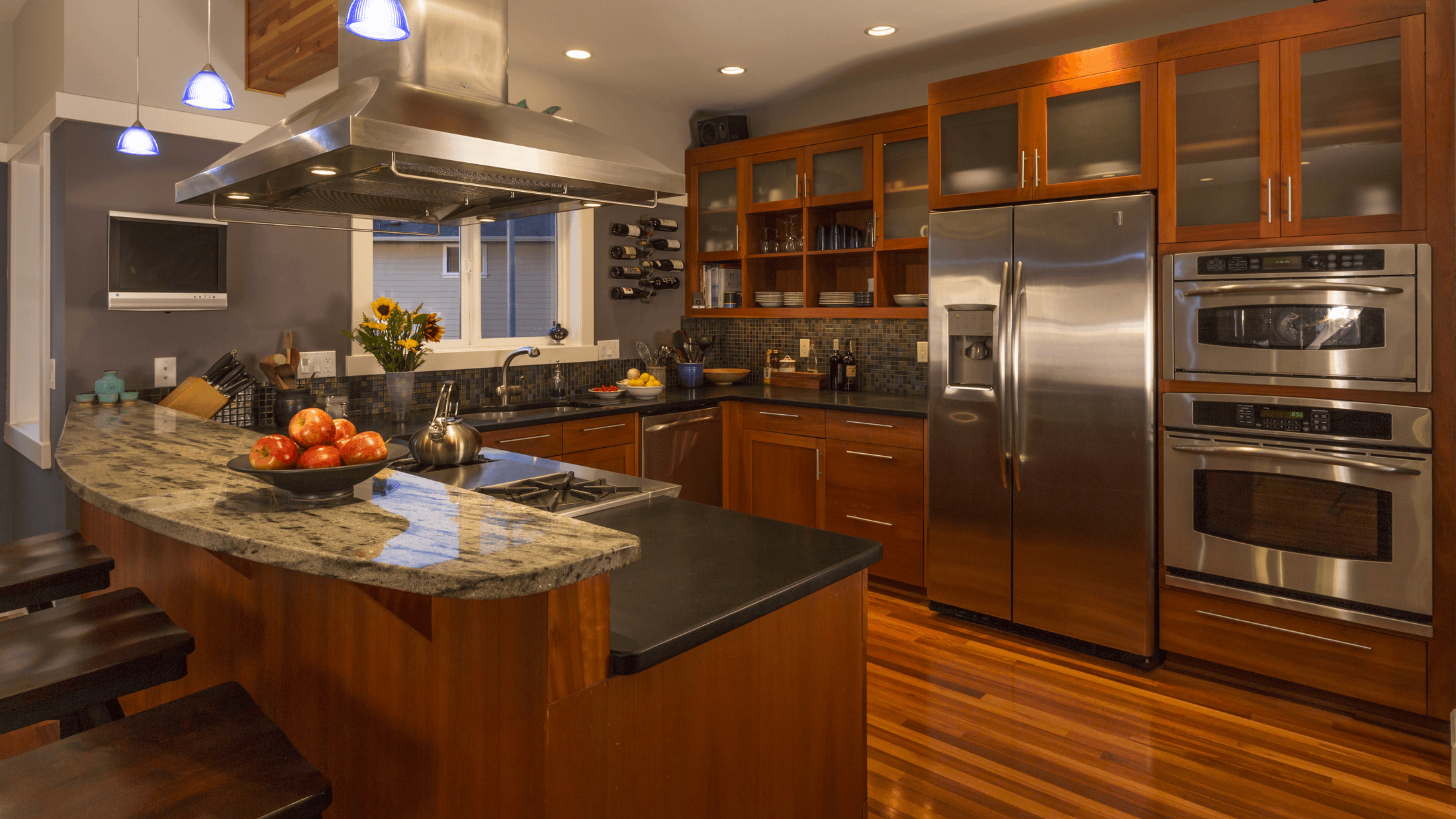 How To Match Your Kitchen Appliances To Granite