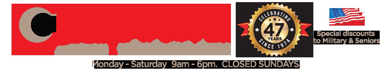 Carpet Mill Outlet Stores Logo